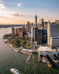 Lower Manhattan by Marco Degennaro Photography by newyorkcityfeelings.com - The Best Photos and Videos of New York City including the Statue of Liberty Brooklyn Bridge Central Park Empire State Building Chrysler Building and other popular New York places and attractions.