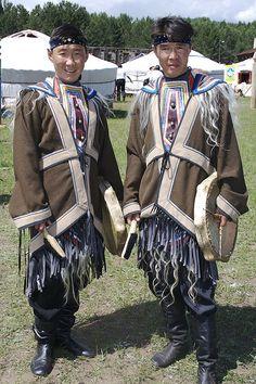 Yurt tribe Russia