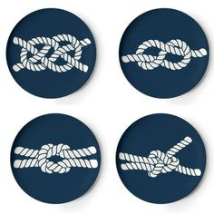 Knot coasters from Velocity Art & Design