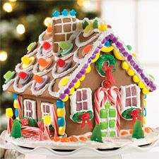 Construction Gingerbread for Gingerbread Houses: King Arthur Flour