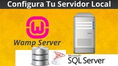 Cómo Conectar Wamp, Php 7 y Sql Server - Microsoft Sql Server, Php, Base, Youtube, Youtubers, Youtube Movies