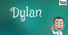 Fun facts, hidden #NameMeaning, beautiful revelations & #cute name poster about #Dylan. This is 1 out of 10 character designs to collect. Everyday a new design will be created for this name. Did you get the business woman?