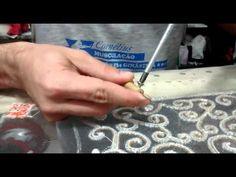 Agulha para bordar todos os tipos de pedrarias - YouTube