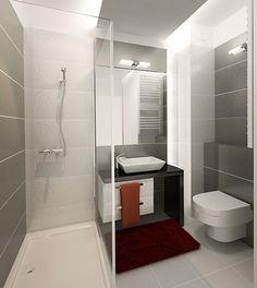 prysznic duży w małej łazience - Szukaj w Google