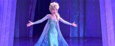 """A lire sur AlloCiné : Découvrez de nouvelles images du Disney de Noël, """"La Reine des neiges""""."""