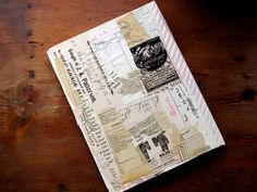 The NEW Journal #3 BAck Cover by Paper Relics (Hope W. Karney), via Flickr