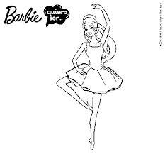 Las 9 Mejores Imagenes De Barbie Para Colorear Barbie Para