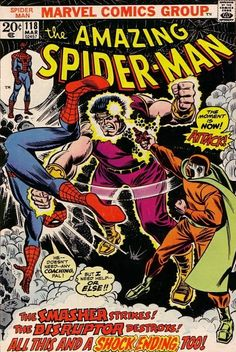 The Amazing Spider-Man #118 - March 1973
