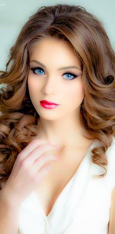 Beautiful Lips, Gorgeous Eyes, Stunningly Beautiful, Pretty Eyes, Beautiful Little Girls, Beautiful Girl Image, Beautiful Models, Beauty Full Girl, Woman Face