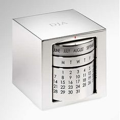 Corporate Gifts : Corporate Gifts Ideas A practical and classy desk piece! Corporate Giveaways, Corporate Gifts, Corporate Events, Business Gifts, Business Card Holders, Promo Gifts, Graphisches Design, Office Items, Client Gifts
