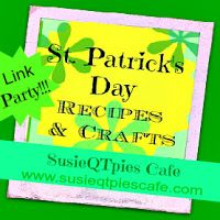 LINK UP at the St. Patrick's Day Food, Crafts & anything fun party!