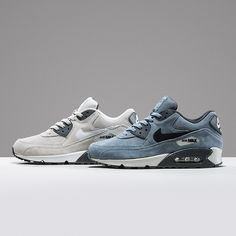new style 467fa 186a9 Nike Air Max 90 Leather Premium in zwei verschiedenen Colorways Jd Sports, Air  Max 90