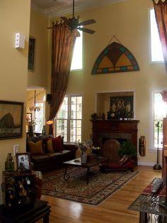 Carolina Country rustic home tour - Debbiedoos