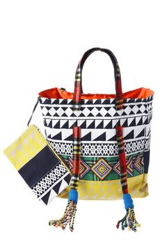 6c372d5351b8 Heading North Shopper Tote from Sass and Bide