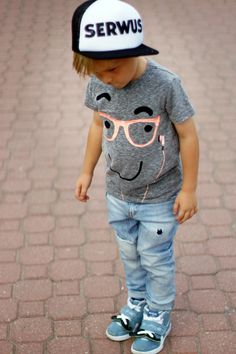 Kids fashion- Those little jeans!