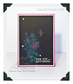 KOCreations Stampin' Up! Blog: For You Anything - #CTC009