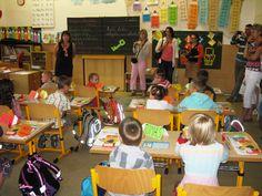 První den ve škole   Základní škola Vizovice