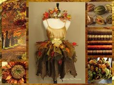 Autumn in Spice Colors....by Thea Veerman