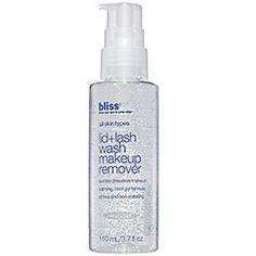 Sephora: Bliss : Lid+Lash Wash Makeup Remover : eye-makeup-remover