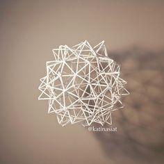 himmeli, pillihimmeli, circular, himmeli ball