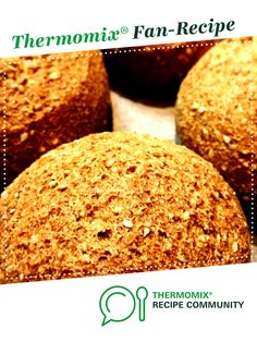LCHF, Paleo, Gluten Free, Sugar Free, Nut Free buns by man can cook. A Thermomix <sup>®</sup> recipe in the category Breads & rolls on www.recipecommunity.com.au, the Thermomix <sup>®</sup> Community. Lchf, Keto, Recipe Community, Vegetarian Paleo, Bread Rolls, Nut Free, Buns, Sugar Free, Breads