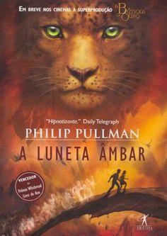 A Luneta Âmbar - Philip Pullman - Objetiva