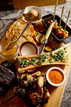 """25 Best Restaurants: MEAT  POTATOES / This local gastropub offers a wide range of delectables ranging from """"simple and approachable food"""" to more refined options like wild mushroom risotto with truffles or homemade duck liver pâté #Pittsburgh #25BestRestaurants"""