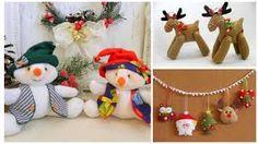 Resultado de imagen para muñequitos navideños de fieltro moldes