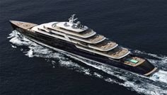 Nauta  Nauta Yachts has revealed its latest project, a seven-deck, 541-foot (165m) gigayacht with a mind-boggling array of amenities.