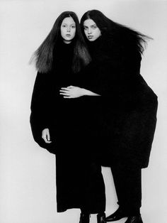 lily mcmenamy and natalie westling by alasdair mclellan for i-d, aug 14