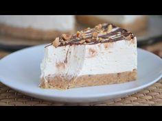 Δεν μπορώ να σταματήσω να επαινέσω αυτό το κέικ, πόσο ωραίο είναι. Χωρίς ψήσιμο και γίνεται γρήγορα. - YouTube Torte Recepti, Kolaci I Torte, Baking Recipes, Cake Recipes, Nutella, Torte Cake, No Bake Cake, Vanilla Cake, Sweet Recipes
