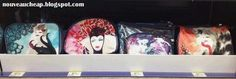 Evil queen, Maleficent SOHO Disney Villains Beauty Bags