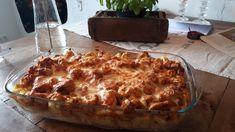 Tortellini-Hähnchen-Auflauf Tortellini chicken casserole, a very tasty recipe from the vegetables category. Salmon Casserole, Chicken Casserole, Casserole Dishes, Casserole Recipes, Vegetable Stew, Vegetable Dishes, Vegetable Recipes, Chicken Recipes, Tortellini Recipes