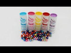 COMO TINGIR PÉROLAS COM CORANTE SINTEXCOR - YouTube