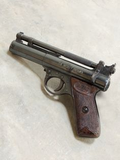 Webley Premier Air Pistol