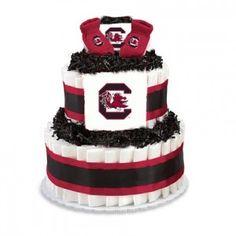 Perfect diaper cake