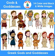 Kids Animated Mythology Pictures Teacher 39 S Pet Greek