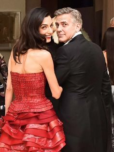 15 George Clooney Quotes about Amal