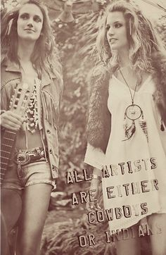Hippie at Heart on We Heart It - <3