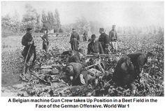Belgian Soldiers