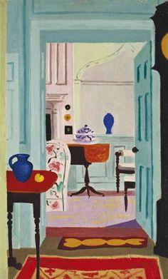 Jean Hugo Image Via: Wiki Paintings by marguerite