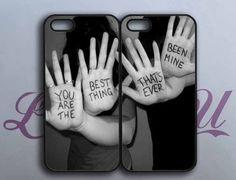 Best friends,in pair two pcs,iphone 5S case,iphone 5C cover,iphone 5 case,iphone 4 case,ipod 4 case,ipod 5 case