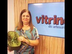 Bolsa prática térmica com Márcia Roberta | Vitrine do artesanato na TV - YouTube