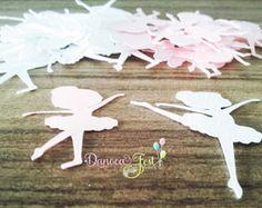 Aplique Scrapbook Bailarina