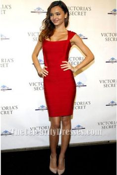 a104fbb353f0 miranda kerr red lace dress cocktail party dresses david jones miranda kerr  celebrity style and fashion