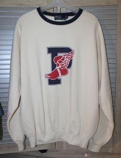 Vintage Polo Ralph Lauren P Wing Sweatshirt