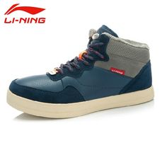 29.99$  Watch here - LI-NING New Winter Height Increasing Coldproof Keep Warm Camping Leisure Sports Shoes Sneakers Walking Shoes Men ALAJ071 XMR1062   #buychinaproducts