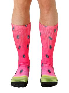 Mens Fashion Performance Polyester Socks Pugs And Flowers Casual Athletic Crew Socks.