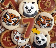 Sweet Sugar Belle. Post is about using fans to dry cookies, but I thought these cookies were awesome.