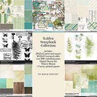 Walden Scrapbooking Collection